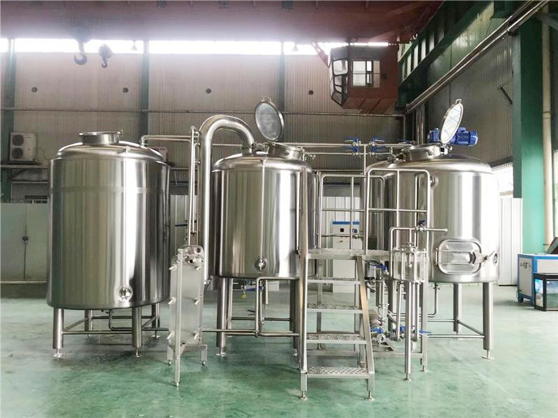 1500l beer equipment
