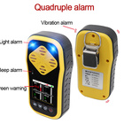 Factory Price Industry Portable Gas Monitor Alarm Multi Combustible O2 CO H2S 4 In 1 Gas Detector