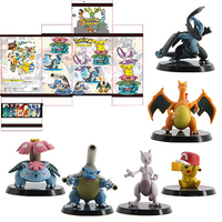Custom 3D Life Size Japanese Pokemon Figurine Anime PVC Action Model Doll Figure Toys