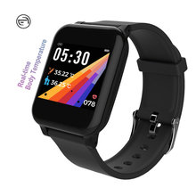 2020 bluetooth top smartwatch corps température <span class=keywords><strong>android</strong></span> montre <span class=keywords><strong>intelligente</strong></span>