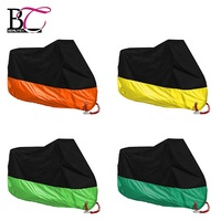 custom size motorcycle rain cover waterproof