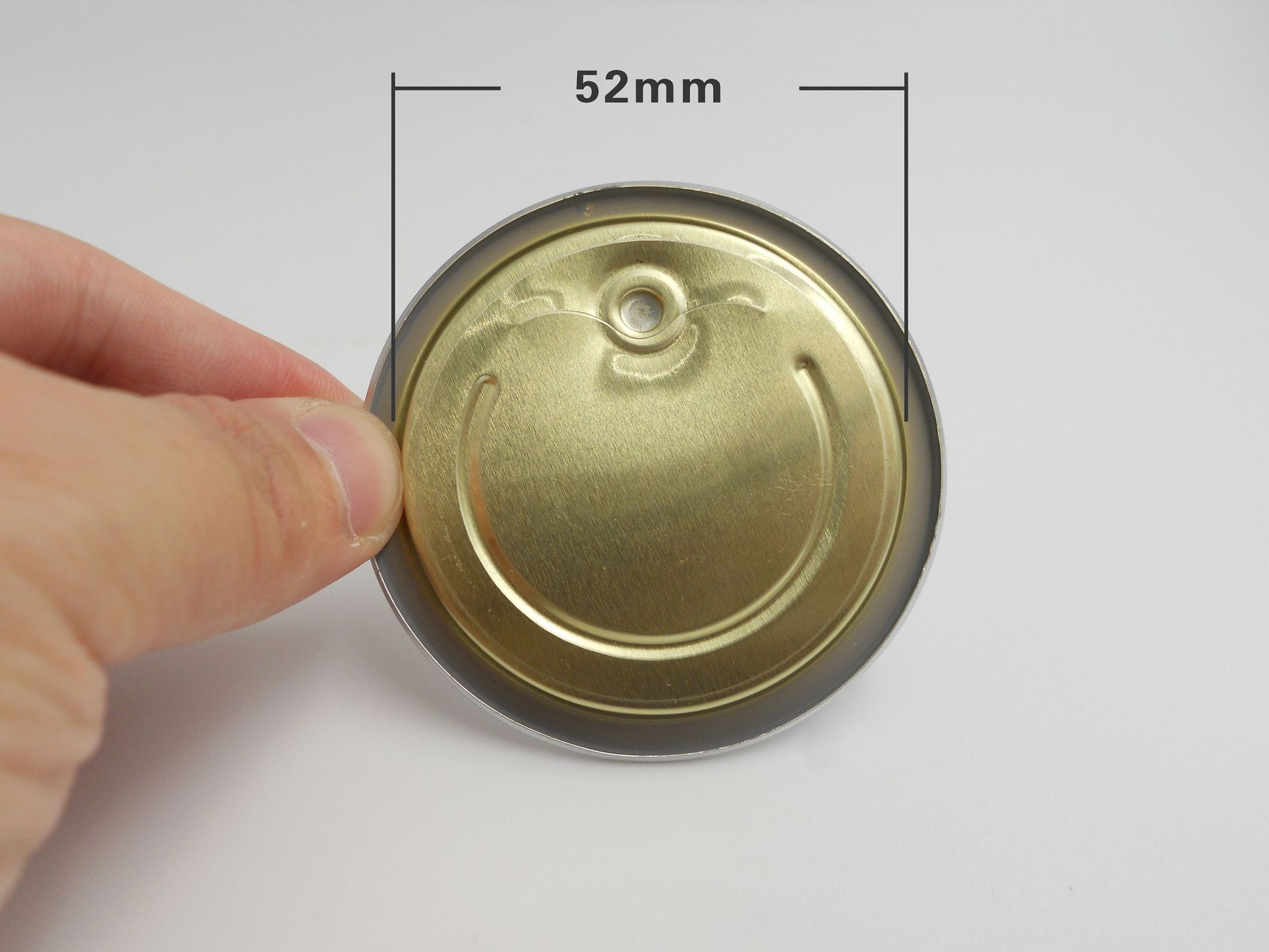 Factory outlet customize aluminum and tin easy open Beer Can Lids  soda can lid  202 52 mm