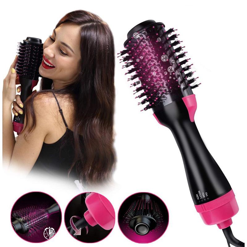 One-Step Hair Dryer And Volumizer Hot Air Brush