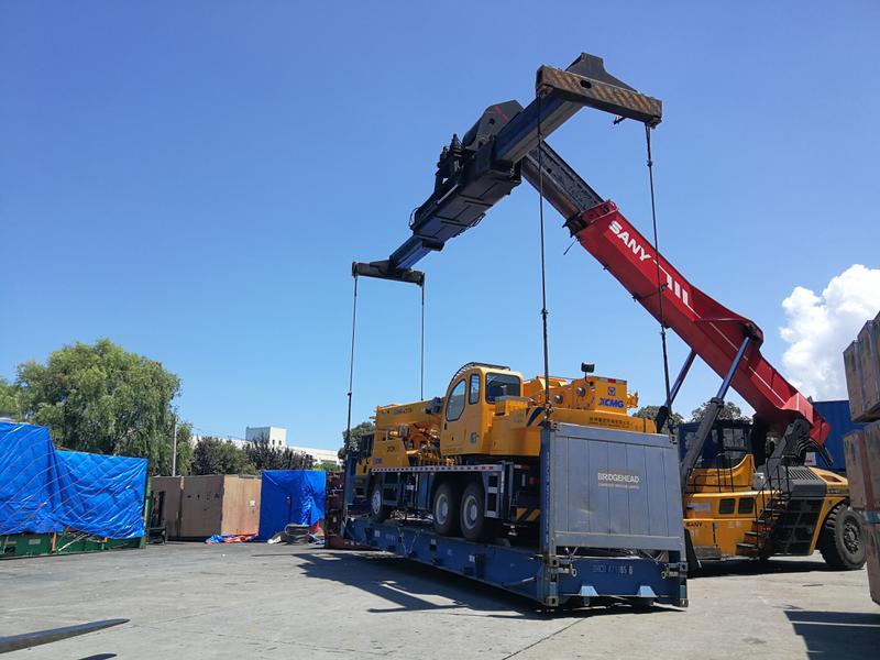 XCMG High Quality 25 Ton QY25K-II Small Truck Crane Sales