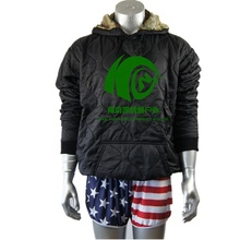 KANGO Fashion Design <span class=keywords><strong>Camo</strong></span> Hoodie Leger Gebruik Poneho Liner Hoodie