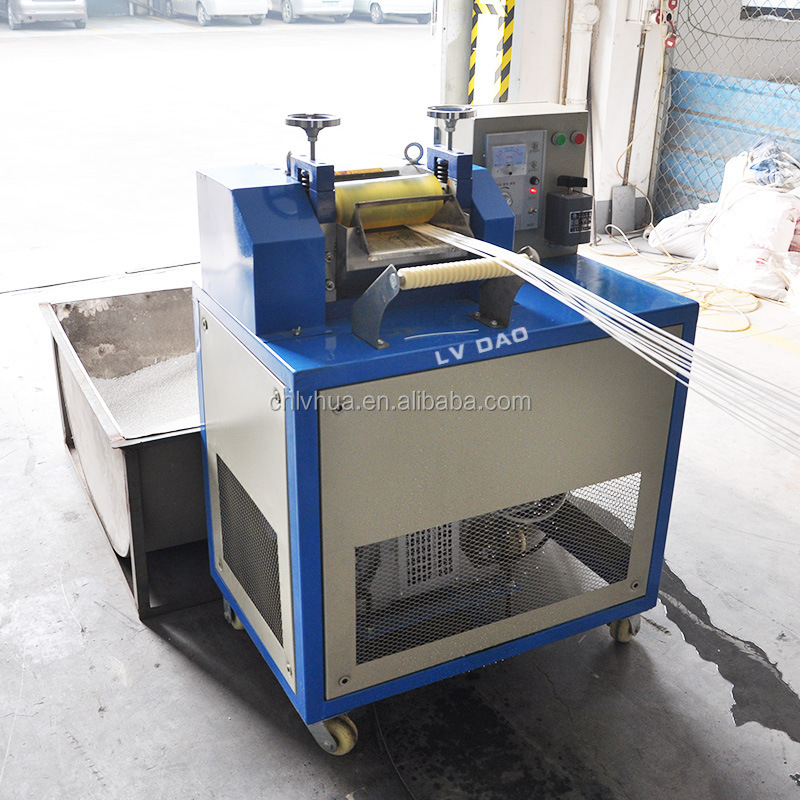 Made In China Smallwaste Pa Cloth Recycling And Pelletizing Machine