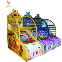 Gelukkig Gezicht Indoor Amusement Kids Basketbal <span class=keywords><strong>Arcade</strong></span> Game <span class=keywords><strong>Machine</strong></span>, basketbal <span class=keywords><strong>arcade</strong></span> <span class=keywords><strong>machine</strong></span> filippijnen Voor Verkoop