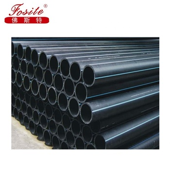 Custom Large Diameter Reliance Poly/PE/Polyethylene/HDPE Pipe Prices List Of Full Form