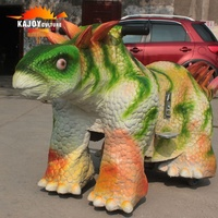 12V Battery Driven Super Cute Electric Animal Ride For Shopping Mall