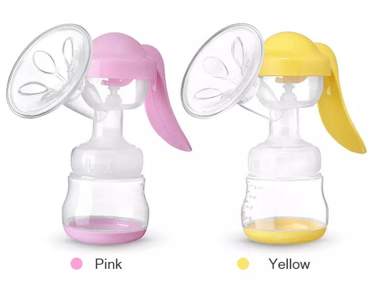 2020 wholesale China factory price fda and bpa free plastic breast pump manual