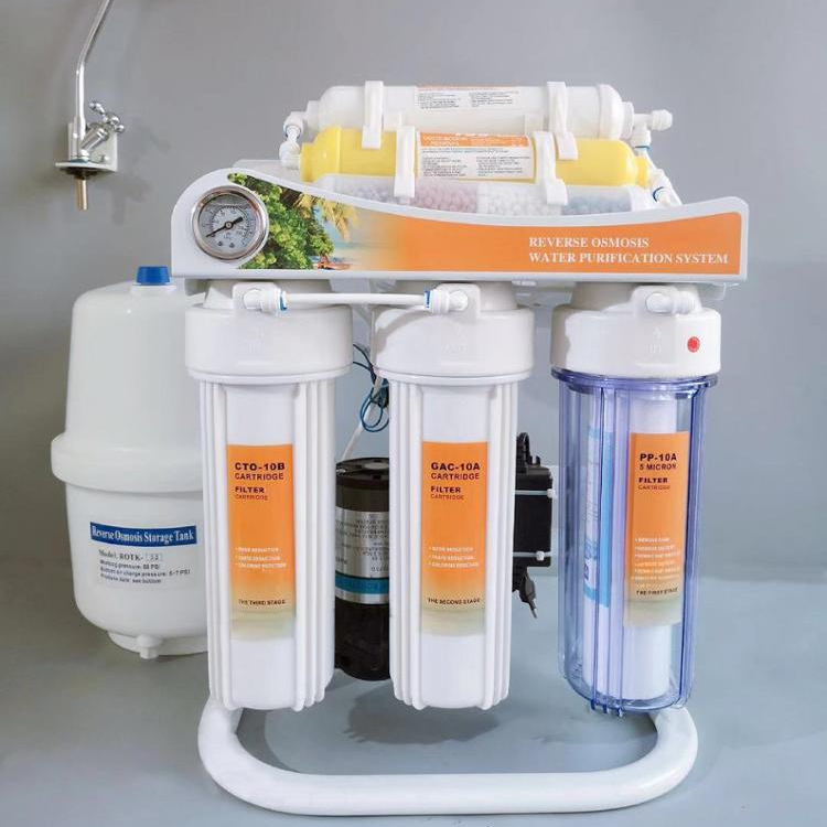 TOP 5 manufacture under sink reverse osmosis ro-50g <strong>water</strong> filter <strong>system</strong> price with best service