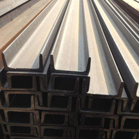 Channel Building Profiles Industrial steel