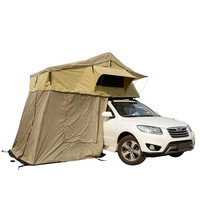 Hot sale overland car camping tent SUV roof top tent for family