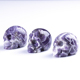 High quality hand made natural amethyst quartz crystal skulls for healing
