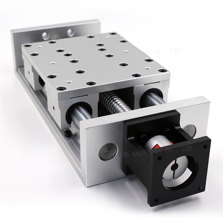 XYZ Axis Ball Screw Drive with Linear Rail CNC Linear Actuator