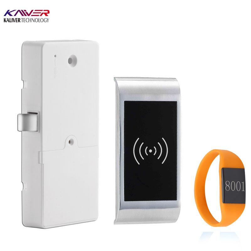 Serrure électronique Cachée Carte RFID Armoire Serrure pour Bureau de Casier Tiroir Carte Ouverte Armoire Serrures Invisibles