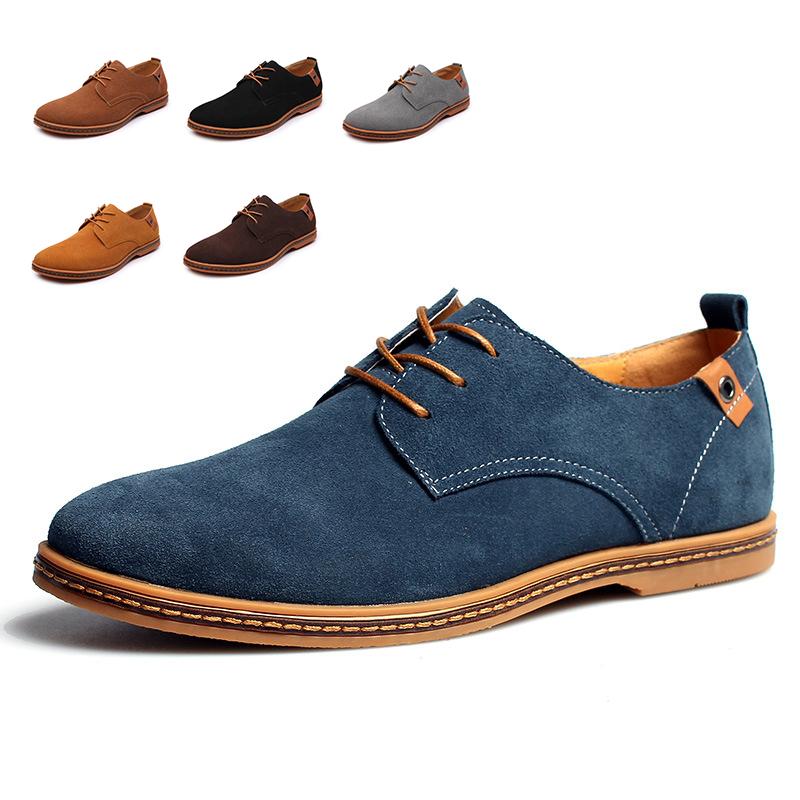 Las mejores ofertas en Zapatos informales de cuero negro