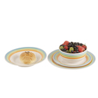 16-Piece Set Japanese Restaurant Dinnerware Usa Dinnerware