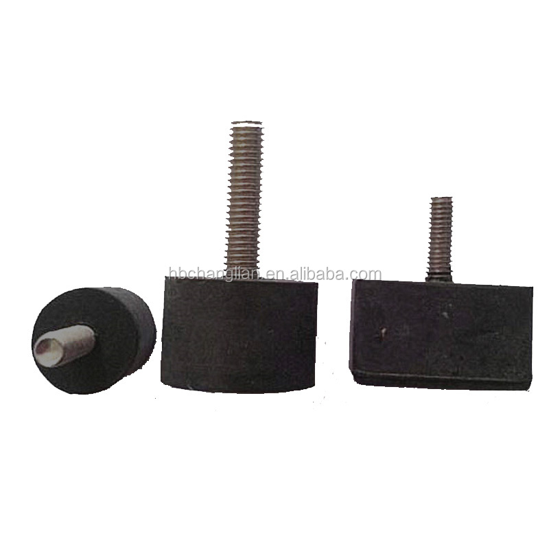 customized molded EPDM rubber cable grommet