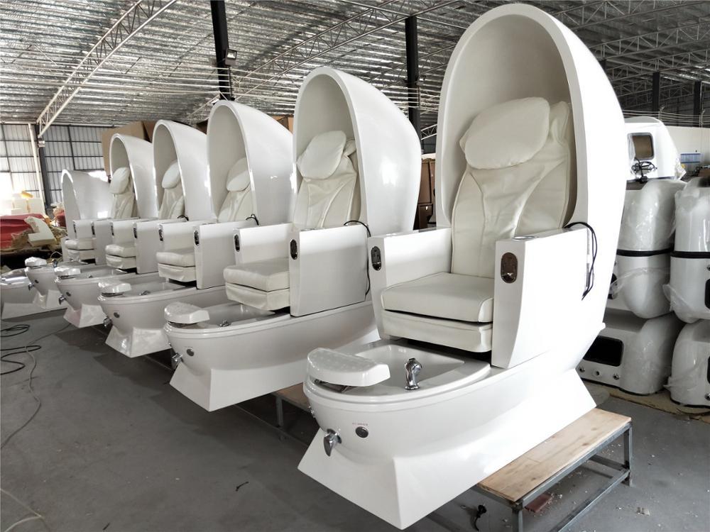 Modern tufted Foot Spa Chair Luxury Massage Beauty Salon Furniture Pedicure Chair