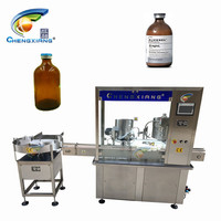 wholesale 100ml vial filling capping machine for pharmaceuticals