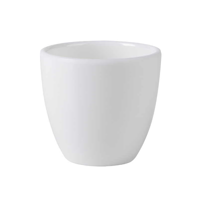 155ml Melmaie White Tea Cup Factory Wholesale Stock Low Price Plastic Cup Restaurant