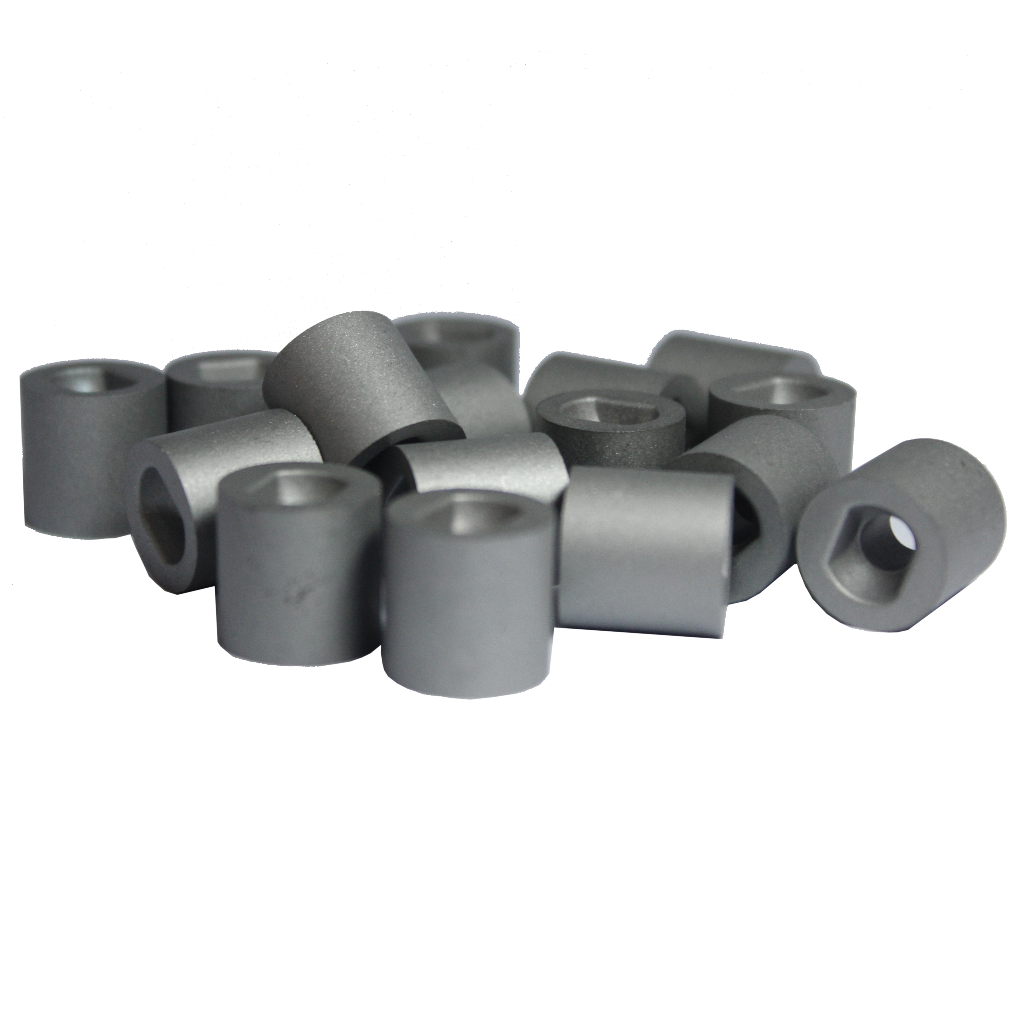 Customized tungsten carbide sandblasting <strong>nozzle</strong> for mining machining