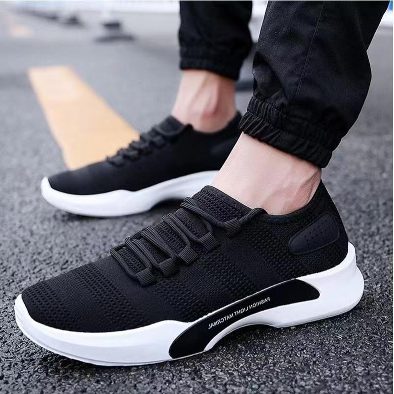 Scarpe da tennis degli uomini di modo scarpe made in china a buon mercato iniezione scarpe sportive