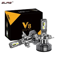 EURS destacar luces led 10W COB de Ojos de Ángel iris modificado luces antiniebla led Ojos de Ángel 60mm 70mm 80mm, 120mm