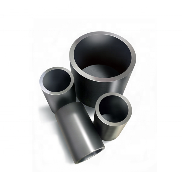 2kg 4kg graphite crucible ceramic crucible shield