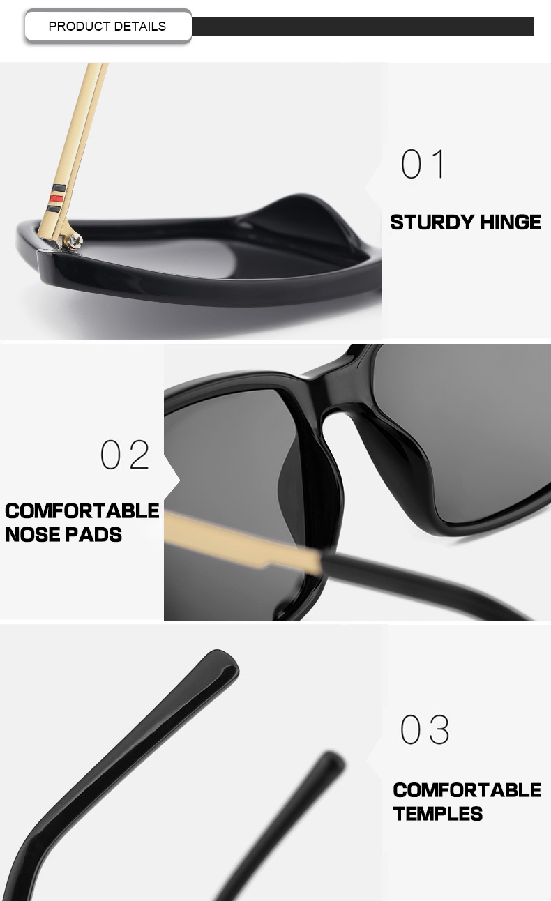 Fuqian stylish boating sunglasses company for women-11
