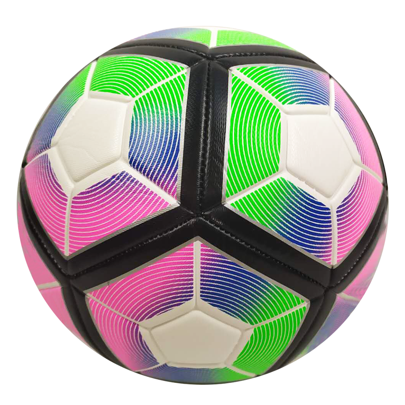 Training Quality Official Size PU TPU PVC Soccer ball/football/futbol Soccer ball with Customized Logo for Match