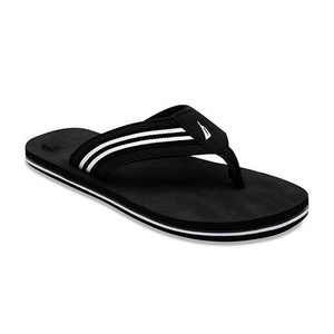 Low Price Wholesale Good Quality Flip Flops Black