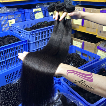 Free sample hair bundles wholesale virgin Brazilian hair bundle,100% mink Brazilian hair, Human hair extension in mozambique
