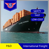 ocean shipping agent from china by pd shipping