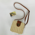 Hand Bags Wholesale Hand Woven Straw Wholesale Wicker Rattan Hand Bags