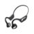 J31 open-air bone conduction headphone with strip-reflective strip wireless earphone for night runner-HXD404