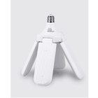 LED Four-leaf fan bulb light E27 60W white warm white Indoor Livingroom Bedroom Creative decoration LED Fan Leaf lamp