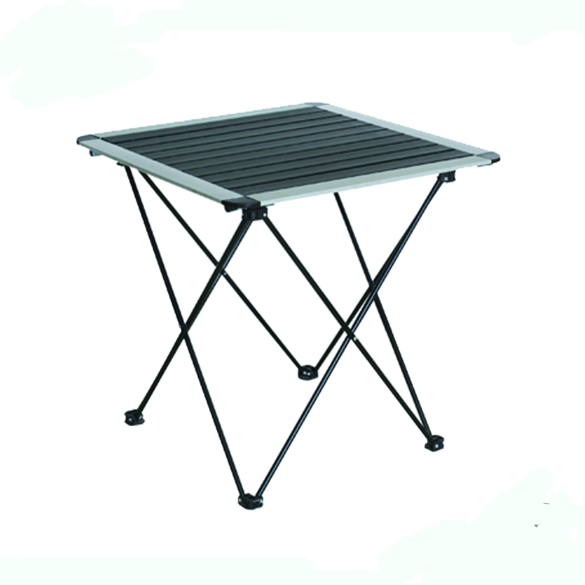 - Roll Up Top Small Aluminum Outdoor Camping Folding Table - Buy