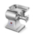320-600kg/h Commercial Heavy Duty Stainless Steel Meat Mincer
