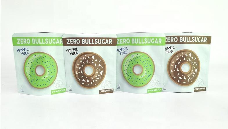 デジタル印刷ドーナツ包装袋小型食品包装袋クッキー/ナット