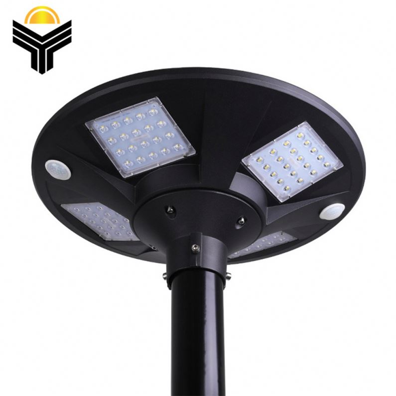 Popular Led Indian Prise Decorative Model Solar Street Light