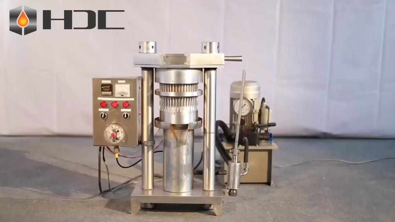 Hot Sale!!! High Oil Rate Hydraulic oil press machine Cocoa Butter Press Machine