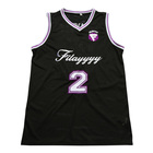 Manufacturer Healong New Model Dye Sublimation Embroidery Basketball Uniform Custom Basketball Jersey