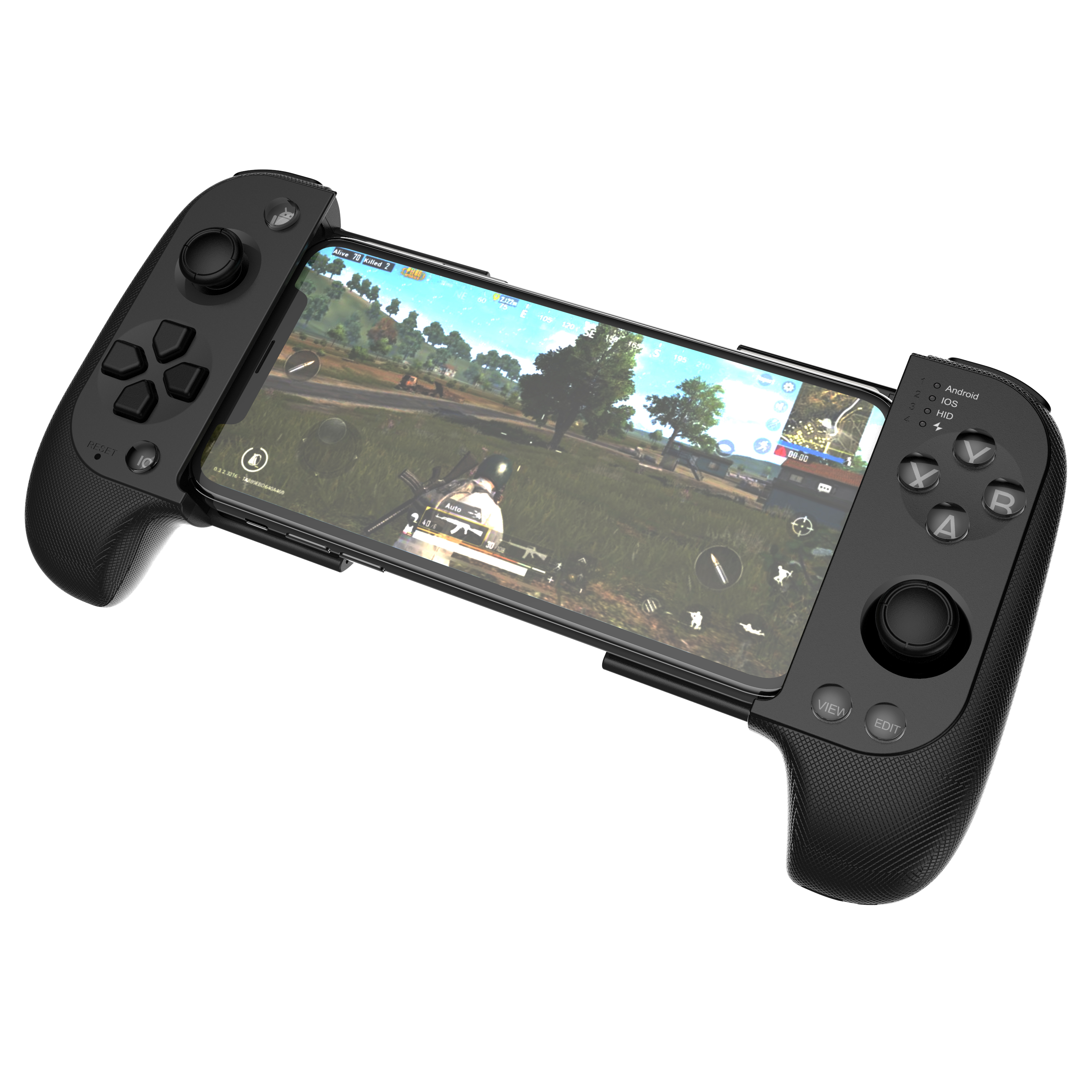 Saitake brand <strong>bluetooth</strong> wireless mobile game <strong>controller</strong> <strong>android</strong> gamepad for PUBG joystick &amp; game <strong>controller</strong>