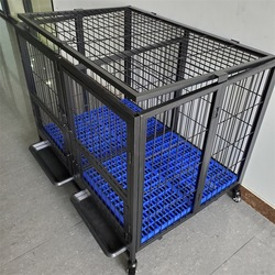 """Colorful lron cage04-S baby puppy videos adopt a for free 78X52X66CM=30"""""""