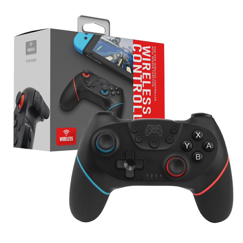 New Design 3 in 1 For Nintendo Switch/PC/Android With Sensor Function Game <strong>controller</strong>