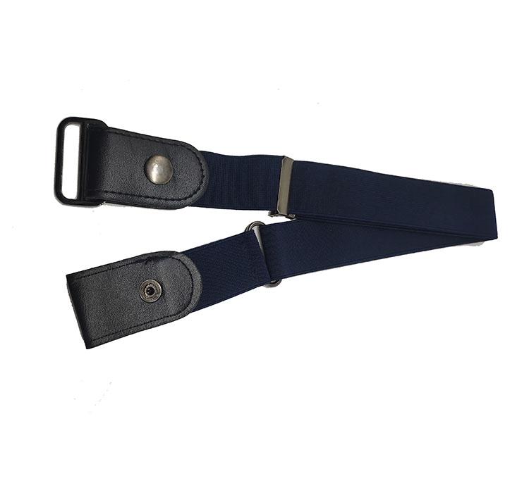 Wholesale women no hassle stretch elastic waist buckle-free belt
