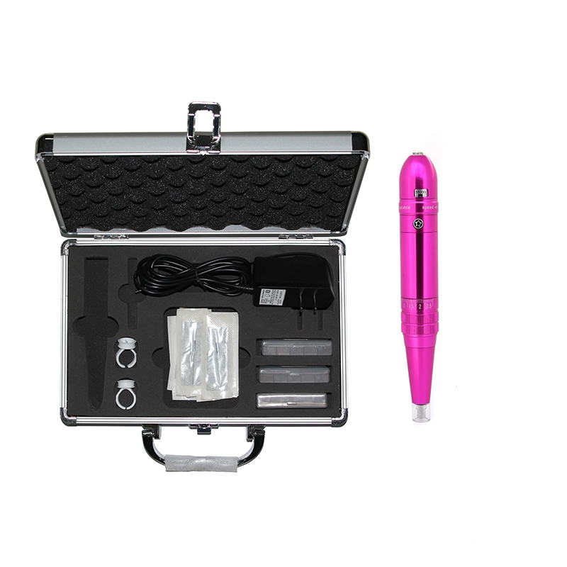 over 20 years experience/supplier of tattoo companies /OEM Yilong Tattoo makeup eyebrow pen machine kit