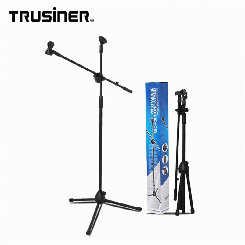 Low Oem Limited First-Rate Mics Triangle Microphone Music Stand